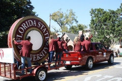 Spirit Drum at Homecoming 2012